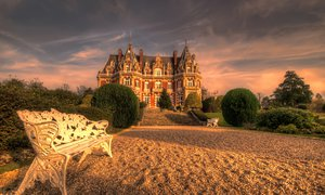 Chateau Impney Hotel in Worcestershire