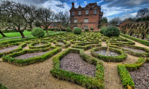 Moseley Old Hall in Wolverhampton.